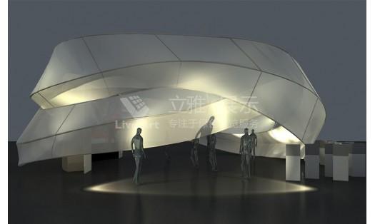 广州国际设计周特色展位设计制作